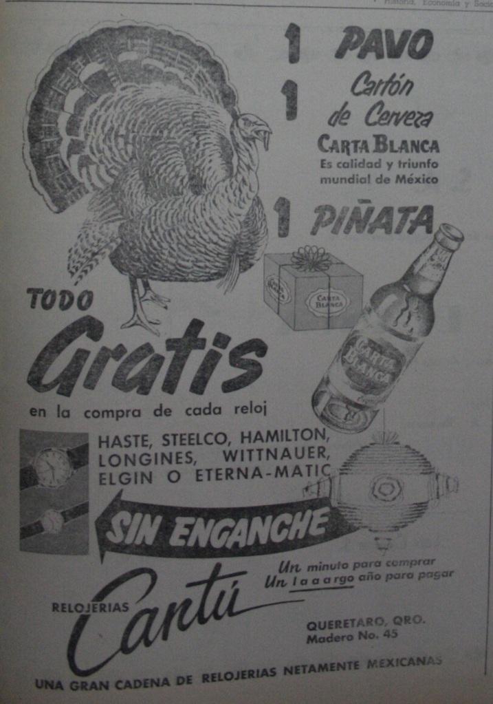 Ofertas de 1958