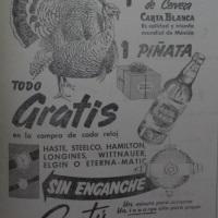 Añoranzas, una Navidad en el 58