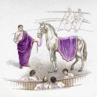 El caballo que fue cónsul