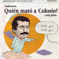 Morir en primavera #Colosio
