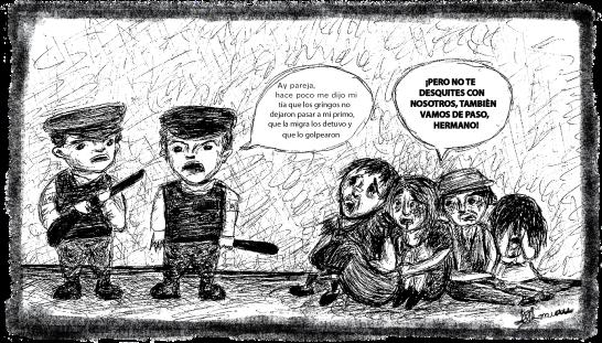 Ilustración de Aurora Vizcaíno
