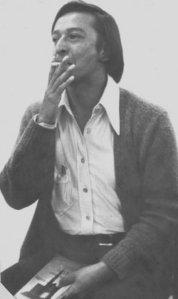 José Agustín, 70 años.