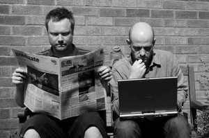 Del periodismo tradicional al periodismo móvil