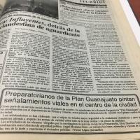 Mis primeros 25 años en el periodismo