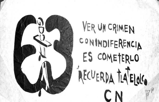 Tlatelolco, 50 años